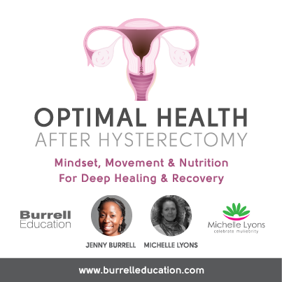 Optimal Health after Hysterectomy – Online Course