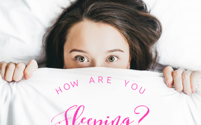How are you sleeping?